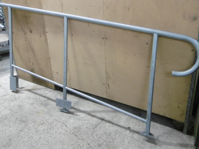Galvanised Hand Rail